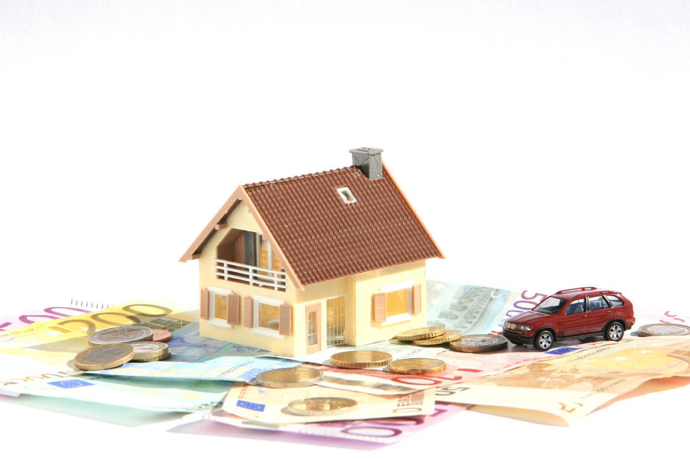 轻松2步梳理家庭资产让钱越来越多